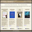 Aging-wisely.com by Robert F. Bornstein PhD and Mary A. Languirand PhD - Garden City NY