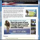 Finger Lakes Homes For Our Veterans website - Canandaigua, NY